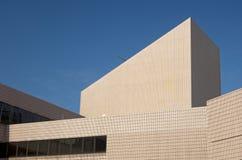 Hong Kong Cultural Centre Fotos de archivo libres de regalías
