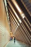Hong Kong culture centre Stock Photos