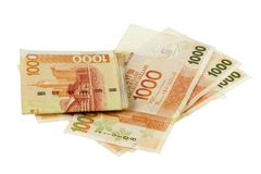 Hong Kong currency Royalty Free Stock Photo