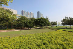 Hong kong, cyberport Royalty Free Stock Images