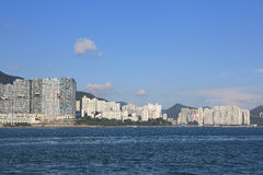 Hong kong, cyberport Royalty Free Stock Photography