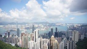 Hong Kong dal picco fotografia stock