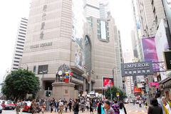 Hong Kong: Damm-Schacht Stockfotos