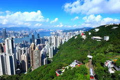 Hong kong day Stock Photo