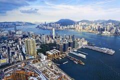 Hong Kong day Stock Photos