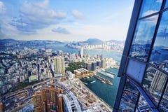 Hong Kong day Stock Photography