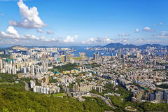 Hong Kong Day royalty free stock photos