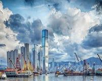 Hong Kong day Stock Photo