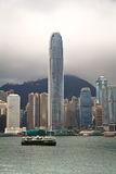 Hong Kong Day View Royalty Free Stock Photography