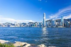 Hong Kong day view Royalty Free Stock Images