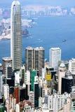 Hong kong daytime Royalty Free Stock Image