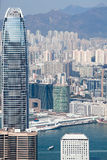 Hong-Kong daytime Royalty Free Stock Image