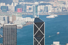 Hong-Kong daytime Royalty Free Stock Photo