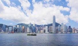 Hong Kong in daytime Stock Photos