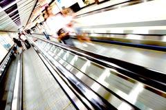 Hong Kong de chegada Imagens de Stock
