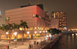 HONG KONG - 17 DE ENERO: Museo de Hong-Kong en enero 17,2015 Fotografía de archivo