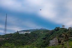 HONG KONG - 17 DEC: Kaap D ` Aguilar in Hong Kong op 17 December 2016 Stock Foto