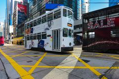 Hong Kong Ding Ding Royalty Free Stock Photo