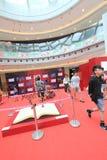 Hong Kong Discover die Grundgesetzausstellung 2015 Lizenzfreies Stockbild