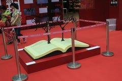 Hong Kong Discover la exposición 2015 de la ley orgánica Imagen de archivo libre de regalías