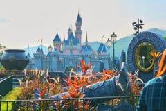 Hong Kong Disneyland lizenzfreies stockfoto