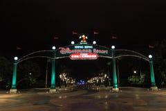 Hong Kong Disneyland Royalty Free Stock Photography