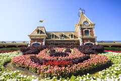 Hong Kong Disneyland Photographie stock