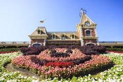 Hong Kong Disneyland stockfotografie