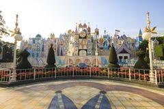 Hong Kong Disneyland Royaltyfria Foton