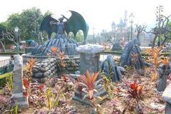 Hong Kong Disneyland Imagem de Stock Royalty Free