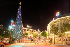 Hong Kong Disneyland royalty-vrije stock foto's