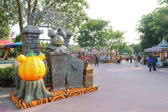 Hong Kong Disneyland Royalty Free Stock Photos