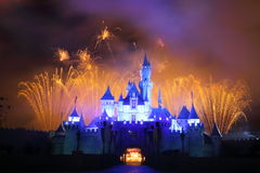 Hong Kong Disneyland Royalty Free Stock Image