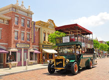 Hong Kong Disneyland Royalty Free Stock Images