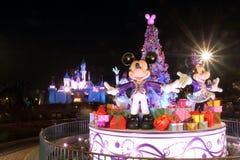 Hong Kong Disneyland Royalty Free Stock Images