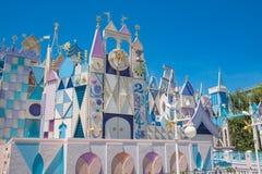 Hong Kong Disneyland Theme Park fotografia de stock royalty free