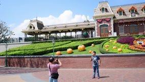 Hong Kong Disneyland theme park