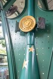 Hong Kong Disneyland Train Station foto de stock royalty free