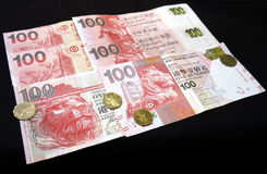 Hong Kong dollar Royalty Free Stock Photography