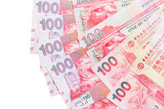 Hong Kong Dollar currency Stock Photography