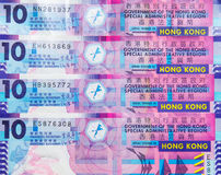 Hong Kong Dollar currency Stock Image