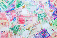 Hong Kong Dollar currency Stock Photos