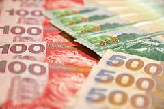 Hong Kong Dollars Stock Images