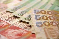 Hong Kong Dollars Royalty Free Stock Photo