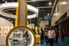 Hong Kong Electronics Fair Imágenes de archivo libres de regalías