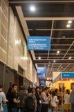 Hong Kong elektronika Uczciwe obrazy stock