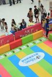 Hong Kong Event av älsklingen för familjen för världen för Disney ` s behandla som ett barn karneval Arkivbild