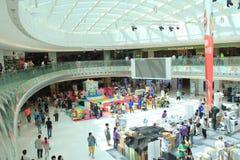 Hong Kong Event des Disney-` s Weltfamilien-Schatz-Baby-Karnevals Lizenzfreie Stockfotos