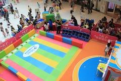 Hong Kong Event des Disney-` s Weltfamilien-Schatz-Baby-Karnevals Lizenzfreies Stockbild