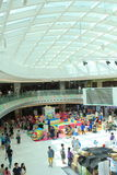 Hong Kong Event of Disney`s World Family Sweetheart Baby Carnival. Disney`s World Family Sweetheart Baby Carnival, located in Metro City Plaza, Hong Kong, on royalty free stock photo